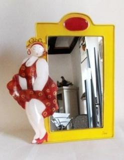 WOHNAMBIENTE Spiegel Art.-Nr.: P 332 Maße max.: 22 x 25 x 7 cm (BxHxT)