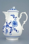 WOHNAMBIENTE Porzellan, Geschirr Art.-Nr.: CB 024, Kaffeekanne, 0, 9 ltr. Maße: h= 21 cm, Volumen 0, 9 ltr.