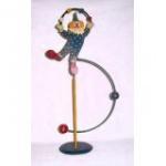 WOHNAMBIENTE Balancefigur Art.-Nr.: 67228 B= ca. 28 cm, H= ca. 57 cm (im Ruhestand).
