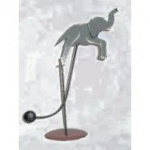 WOHNAMBIENTE Balancefigur Art.-Nr.: 67042 B= ca. 40 cm, H= ca. 50 cm (im Ruhestand)