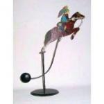 WOHNAMBIENTE Balancefigur Art.-Nr.: 67059 B= ca. 34 cm, H= ca. 51 cm (im Ruhestand)