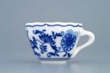 WOHNAMBIENTE Porzellan, Geschirr Art.-Nr.: CB 010, Tasse, Mokka Maße: d= 7 cm, h= 5 cm, Volumen 0, 08 ltr.