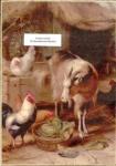 WOHNAMBIENTE Oleographie Art.-Nr.: 2851 Maße: 12, 5 x 18, 0 cm (BxH).