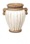 WOHNAMBIENTE Vase Art.-Nr.: 6121 Größe: Durchmesser 19 cm, H?he 23 cm.