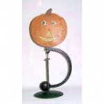 WOHNAMBIENTE Balancefigur Art.-Nr.: 67019 Kürbis, B= ca. 22 cm, H= ca. 47 cm (im Ruhestand)