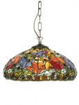 WOHNAMBIENTE KT 2401 + C2, Maryland-Tiffany-Lampe