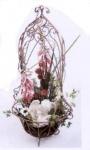 WOHNAMBIENTE Körbe, Pflanzgefäße Art.-Nr.: 13741-2 Maße: d max. = 44 cm, h= 96 cm (Korpusmaß). Korb d max. = < 32 cm