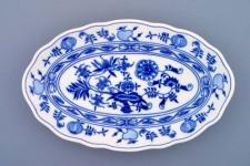 WOHNAMBIENTE Porzellan, Geschirr Art.-Nr.: CB 069, Patte IV, oval Maße: Länge 31 cm, h= 4 cm,
