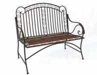 WOHNAMBIENTE Gartenmöbel Art.-Nr.: 18755 Maße max.: Breite 117 cm, Höhe 110 cm. zerlegbar.