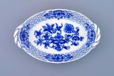 WOHNAMBIENTE Porzellan, Geschirr Art.-Nr.: CB 146, Körbchen I, durchbrochen. Maße: 11 x 16, 5 cm, h= 3, 5 cm,
