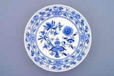 WOHNAMBIENTE Porzellan, Geschirr Art.-Nr.: CB 051, Kompott-Schüssel, Maße: d= 27, 5 cm, h= 6 cm,