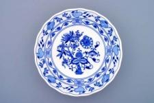 WOHNAMBIENTE Porzellan, Geschirr Art.-Nr.: CB 050, Kompottschüssel, Maße: d= 24 cm, h= 5 cm,