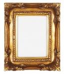 WOHNAMBIENTE Bilderrahmen Art.-Nr.: FA 008 G Maße: 23, 5 x 28, 5 cm (Außenmaß), Bildausschnitt 12, 3 x 17, 3 cm, Falzmaß 13, 0 x 18, 0 cm, Rahmenquerschnitt max. 5, 7 x 4, 1 cm.