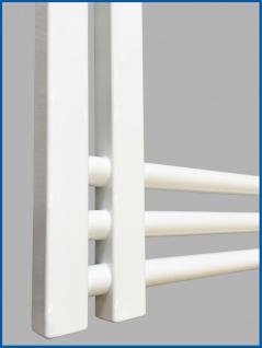 Designbadheizkörper NERISSA Weiß 1000 x 500 mm. - Vorschau 2