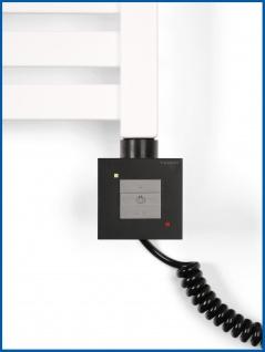 Heizstab , Heizpatrone Heizelement mit Steuerung für Badheizkörper KTX 1 Schwarz