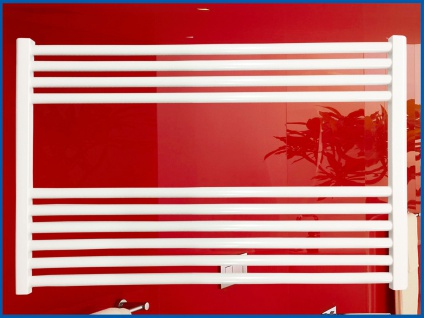 Badheizkörper SMYRNA Plus 1000 x 800 mm. Gerade Standardanschluss SONDERMAß