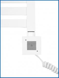 Heizstab , Heizelement mit Steuerung für Badheizkörper KTX 1 Weiß