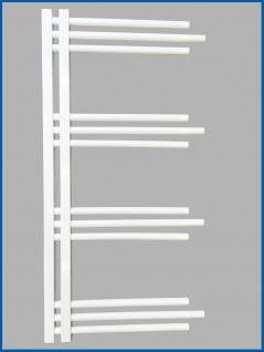 Designbadheizkörper NERISSA Weiß 1000 x 500 mm.