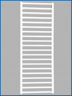 Badheizkörper GLORYA Weiß 1700 x 500 mm. Handtuchwärmer