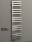 Designbadheizkörper VERONA Chrom 1600 x 500 mm. Handtuchwärmer