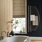 Design Badheizkörper BONITA Chrom 1400 x 600 mm. Badheizkörper mit Ventile