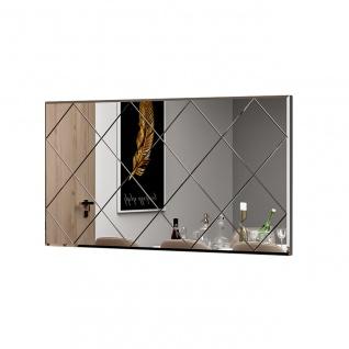 Spiegel Mofo Karo Design 60x120cm