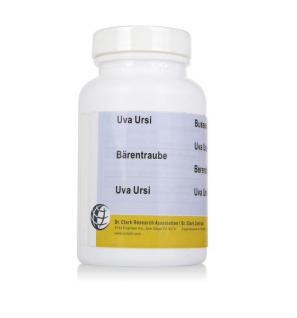 Uva Ursi, (Bärentraube) 500 mg 100 Kaps.