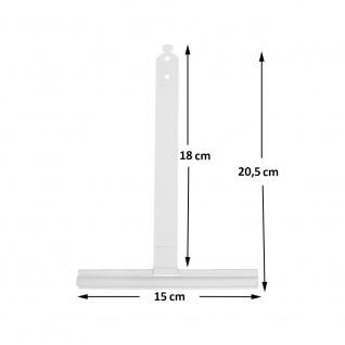 100 Stück | Aufhängefeder | Sicherungsfeder für Maxi Rolladen
