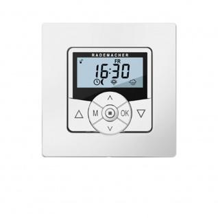 Rademacher DuoFern HomeTimer 9498 Zentralsteuerung, weiß