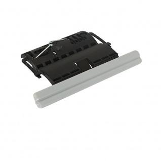 20 x Rollladen Clip Wellenverbinder für 50mm & 60mm 8-kant Stahlwellen, 1-gliedrig, feste Wellenverbinder, Hochschiebesicherung
