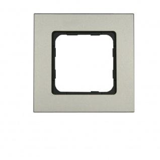 Somfy Smoove Rahmen Silver Mat Frame
