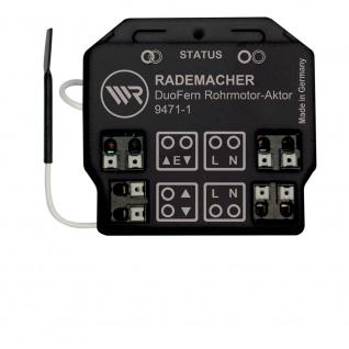 Rademacher DuoFern Rohrmotor Aktor 9471-1 Unterputz Funk Empfänger