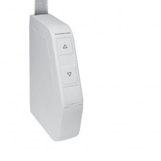 Rademacher elektrischer Funk Aufputz Gurtwickler Motor Schwenkwickler Standard DuoFern, weiß, ohne Display, 30 kg Zugleistung, 23mm Rolladengurt, 2510-UW