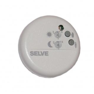 Selve i-R Light Sensor Funk Lichtsensor Funk Wandsender Fernbedienung für Rolladen
