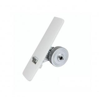10 Stück | Rollladen Design Gurtwickler mit Clip-Blende für 20-23 mm Gurt