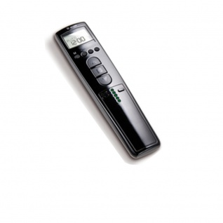 Becker Centronic TimeControl TC 4410-II 10-Kanal Handsender mit Zeitschaltuhr schwarz