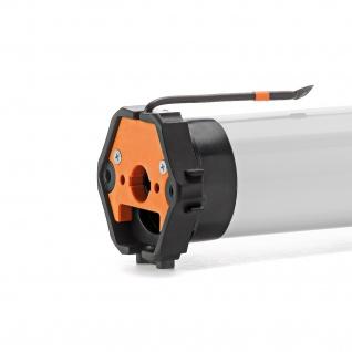 Elero RolTop M40-868 Funk Rohrmotor für Rollläden und Markisen mit intelligenter Kraftmessung, 40 Nm / 68 kg Zugleistung 14 U / min