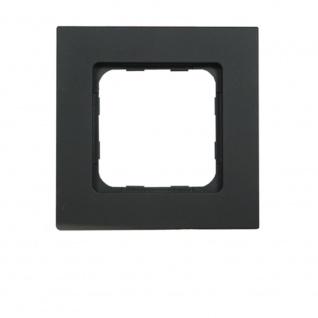 Somfy Smoove Rahmen Black Frame