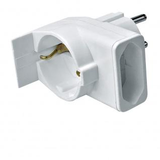 Rademacher Kombi Duplex Stecker Steckdose 3742 für RolloTron elektrischer Gurtwickler