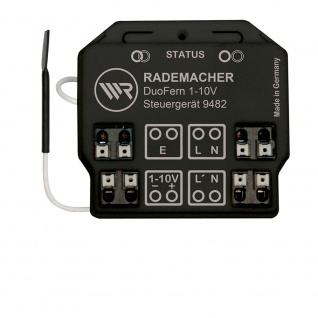Rademacher DuoFern 1 - 10 V Steuergerät 9482 Unterputz Funk Empfänger