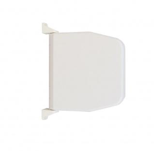 Selve Aufschraubwickler Mini Aufputz Gurtwickler aufklappbar Scharniersystem Rolladen weiß, ohne Rolladengurtband