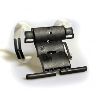 Schnellverbinder 2-gliedrig für 60er Achtkantwelle SW60 inkl. 2 Montageringen