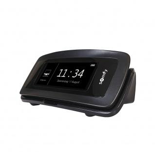 Somfy Nina Timer io Bidirektionale Rollladen Steuerung mit Touch-Display und Zeitautomatik