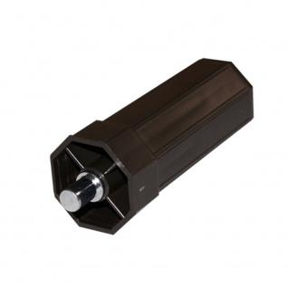 Walzenkapsel SW40 mit Außenstift Ø 10mm