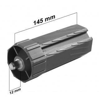 Walzenkapsel SW60 mit Außenstift Ø 12mm