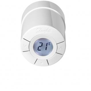 Rademacher DuoFern HomePilot Z-Wave Heizkörper Stellantrieb 8433 Heizung Thermostat digital