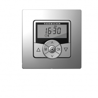 Rademacher Troll Standard Rollladen Zeitschaltuhr 5620 AL, aluminium