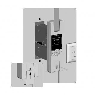 Rademacher RolloTron Standard 1340 UW elektrischer Rolladen Unterputz Gurtwickler, weiß, 45 kg Zugleistung, 15mm Mini Rolladengurt - Vorschau 5