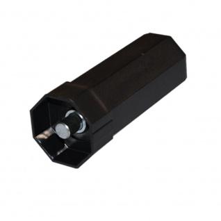Walzenkapsel SW40 mit Innenstift Ø 10mm