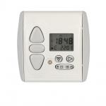 Somfy Chronis Uno L Comfort Rolladen Zeitschaltuhr mit Helligkeitsautomatik Programmschaltuhr